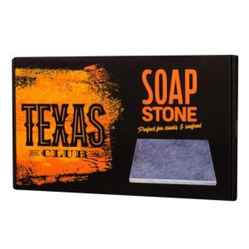 Texas Club Soapstone