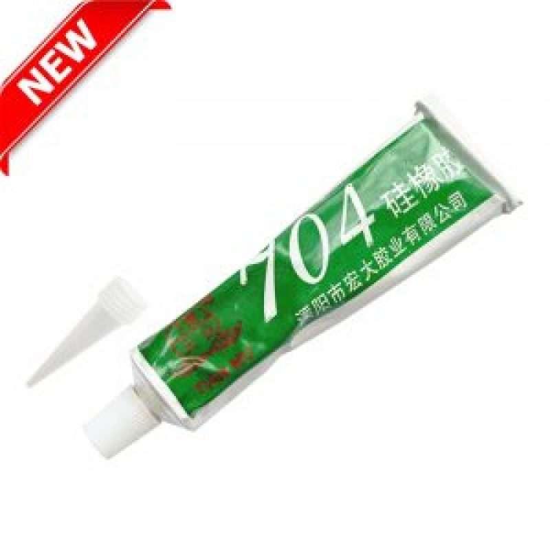 Heat resistant glue