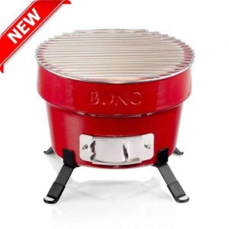 Kamado Bono Hibachi Ceramic Table Grill 12''